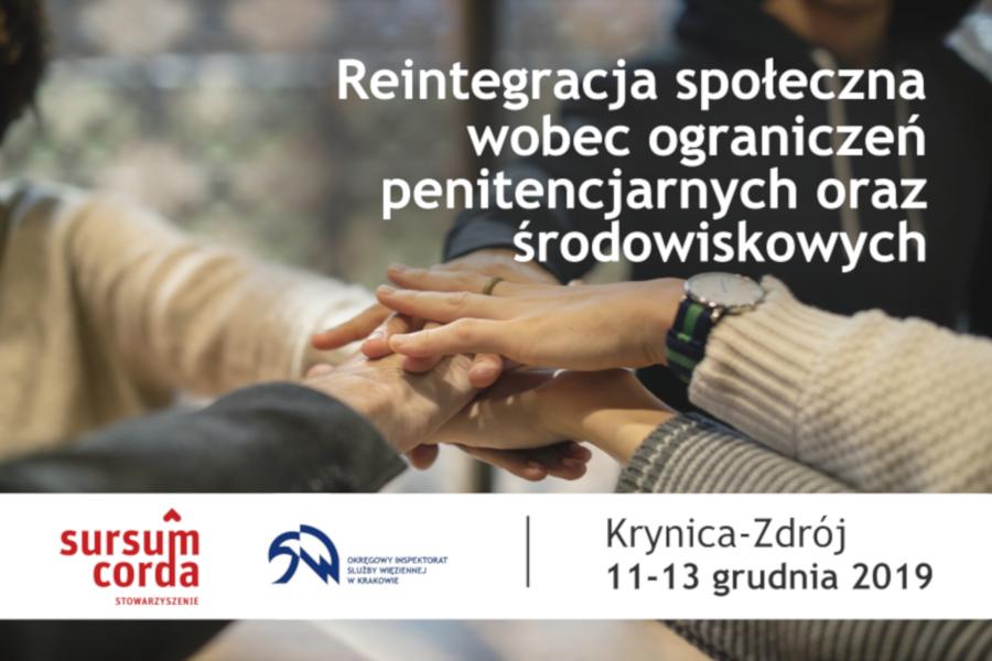 Konferencja Krynica: Reintegracja społeczna