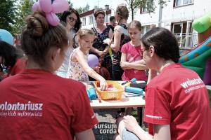 """Piknik rodzinny dla podopiecznych programu """"Na ratunek"""" 4"""
