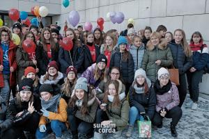 Światowy dzień wolontariatu START! 25