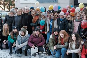 Światowy dzień wolontariatu START! 26