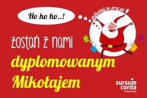 Zostań dyplomowanym Mikołajem z Sursum Corda