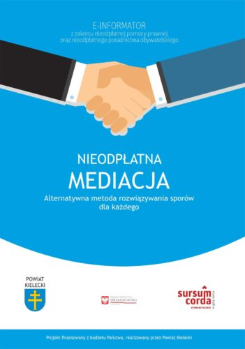 KIELECKI_e-informator Mediacje_2020 - okładka